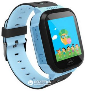 Фото - UWatch Smart Watch K10 (Blue)