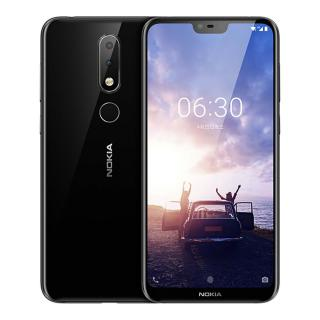 Фото - Nokia X6 2018 4/64GB Black
