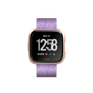 Фото - Fitbit Versa Special Edition, Lavender Woven (FB505RGLV)