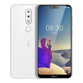 Фото - Nokia X6 2018 6/64GB White