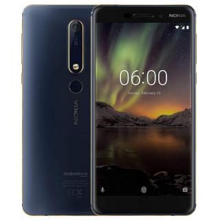 Фото - Nokia 6.1 4/64GB Blue (11PL2L01A14)