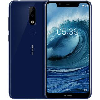 Фото - Nokia X5 2018 4/64GB Blue