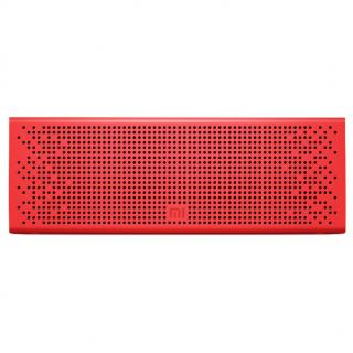 Фото - Xiaomi Mi Bluetooth Speaker Red