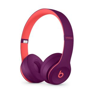Фото - Beats by Dr. Dre Solo3 Wireless Headphones Pop Collection Pop Magenta