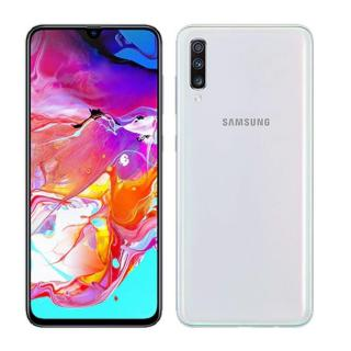 Фото - Samsung Galaxy A70 2019 6/128GB White (SM-A705)