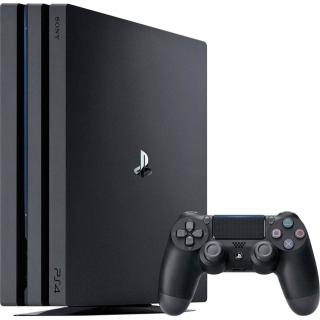 Фото - Sony PlayStation 4 Pro (PS4 Pro) 1TB Black