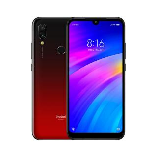 Фото - Xiaomi Redmi 7 4/64GB Red