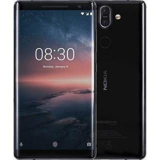 Фото - Nokia 8 Sirocco 6/128Gb Black