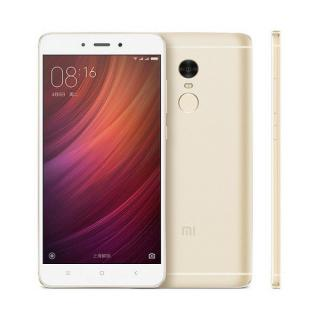 Фото - Xiaomi Redmi Note 4 4/64GB Gold (Snapdragon)