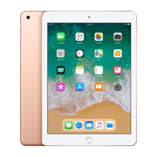 Фото - Apple iPad 2018 128GB Wi-Fi + Cellular Gold (MRM22/MRM82) UCRF