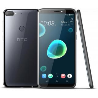 Фото - HTC Desire 12 Plus 3/32GB Dual Black