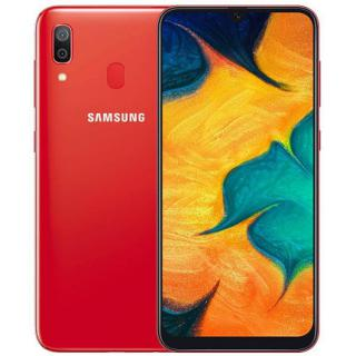 Фото - Samsung Galaxy A30 2019 SM-A305F 3/32GB Red (SM-A305FZRU)