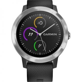 Фото - Garmin Vivoactive 3 Black with Stainless Hardware (010-01769-02)