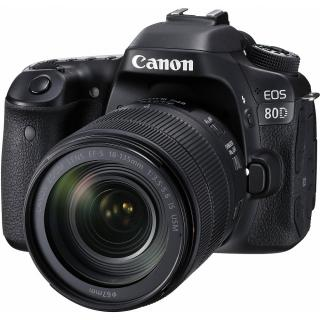 Фото - Canon EOS 80D kit (18-135mm) IS STM