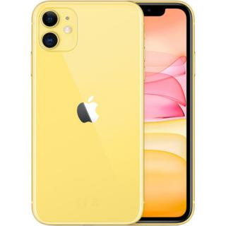 Фото - Apple iPhone 11 256GB Dual Sim Yellow (MWNJ2)