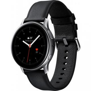 Фото - Samsung Galaxy Watch Active 2 40mm Silver Stainless steel (SM-R830NSSA)