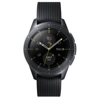 Фото - Samsung Galaxy Watch 42mm LTE Midnight Black (SM-R815FZKA)