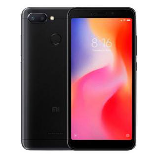 Фото - Xiaomi Redmi 6 3/32GB Black (Refurbished)