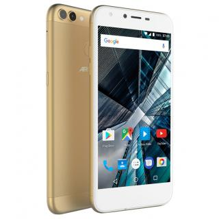Фото - Archos Sense 55DC 2/16GB Gold (Refurbished)