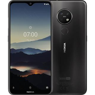 Nokia 7.2 6/128GB Charcoal