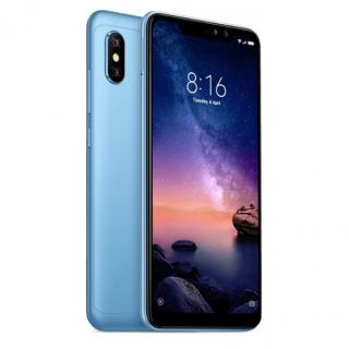 Фото - Xiaomi Redmi Note 6 Pro 3/32GB Blue (Refurbished)