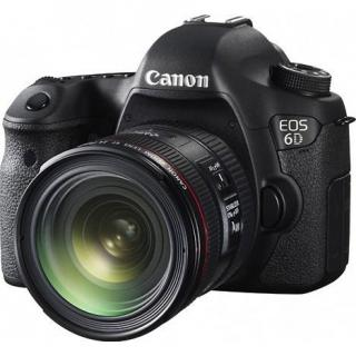 Фото - Canon EOS 6D kit (24-70mm f/4 IS L)