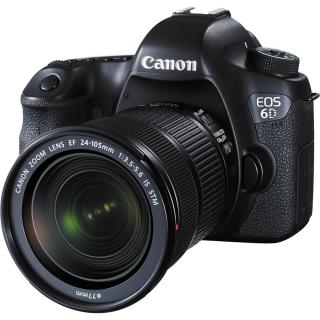 Фото - Canon EOS 6D kit (24-105mm) IS STM