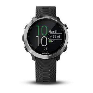Фото - Garmin Forerunner 645 Music Black with Stainless Hardware (010-01863-20)