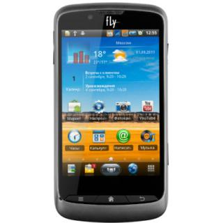 Фото - Fly IQ260 Blackbird Grey C