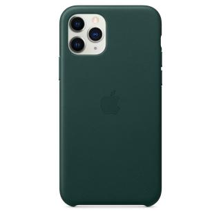 Фото - Apple iPhone 11 Pro Leather Case - Forest Green (MWYC2ZM/A)
