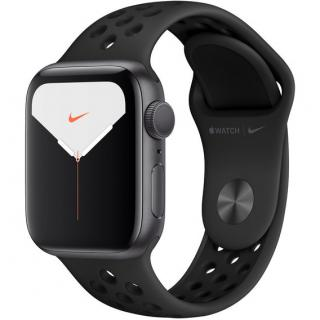 Фото - Apple Watch Nike Series 5 GPS 40mm Space Grey Aluminum w. Space Grey Aluminum (MX3T2)