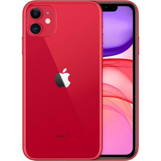 Фото - Apple iPhone 11 128GB Dual Sim Red (MWN92)