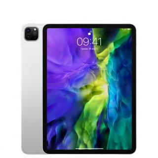 Фото - Apple iPad Pro 11 2020 Wi-Fi + Cellular 1TB Silver (MXF22, MXE92)