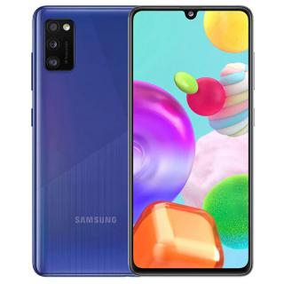 Фото - Samsung Galaxy A41 4/64GB Blue (SM-A415FZBD)