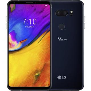 Фото - LG V35 ThinQ 6/64GB Aurora Black (Refurbished)