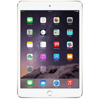 Фото - Apple iPad mini 3 Wi-Fi + LTE 128GB Gold (MH3N2, MGYU2)