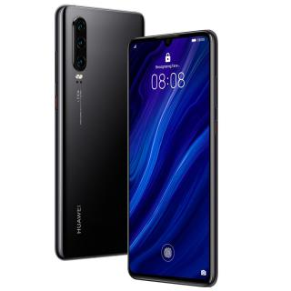 Фото - HUAWEI P30 6/128GB Black (Refurbished)