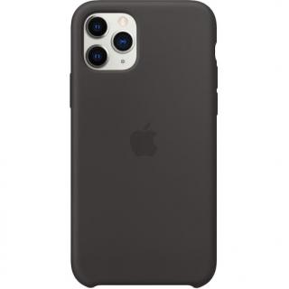 Apple iPhone 11 Pro Silicone Case - Black (MWYN2)