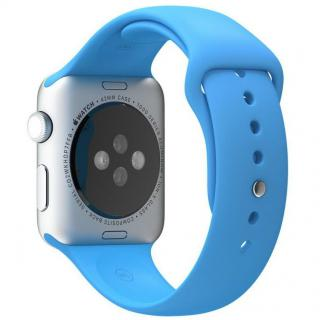 Фото - COTEetCI W3 Sport Band Blue for Apple Watch 38mm