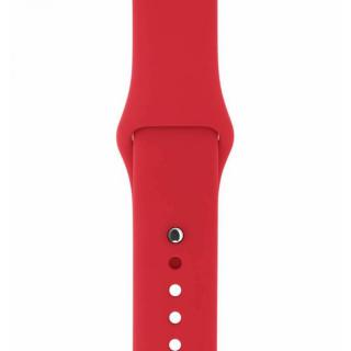 Фото - Apple Watch 38mm/40mm Red Product Sport Band S/M and M/L (MU9M2)