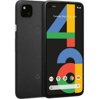 Фото - Google Pixel 4A 6/128GB Just Black