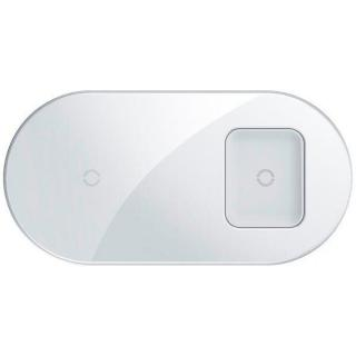 Фото - Baseus Simple 2in1 18W White (WXJK-02)