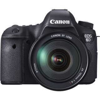 Фото - Canon EOS 6D Kit 24-105mm (US)
