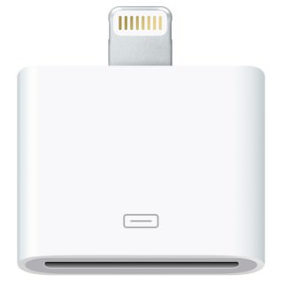 Фото - Apple Lightning to 30-pin Adapter (MD823)