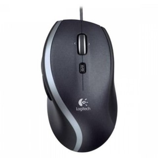 Logitech M500 Corded Mouse Black OEM