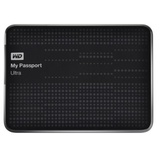Фото - Western Digital My Passport Ultra WDBZFP0010BBK (Original Factory Refurbished)