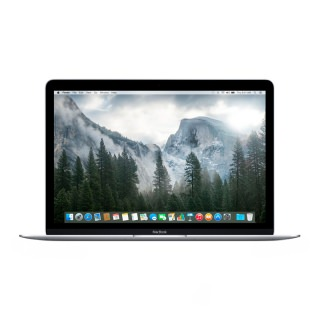 Фото - Apple MacBook 12 Silver (MF855LL/A) 2015