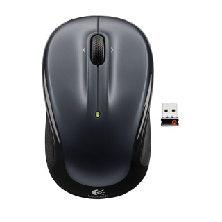 Фото - Logitech M325 Wireless Mouse Dark Silver (910-002334) OEM