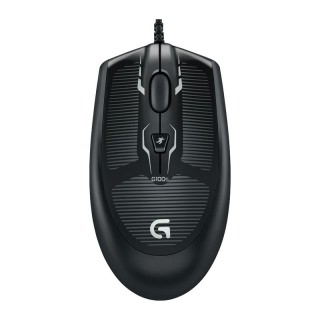 Фото - Logitech G100s Optical Gaming Mouse Black OEM