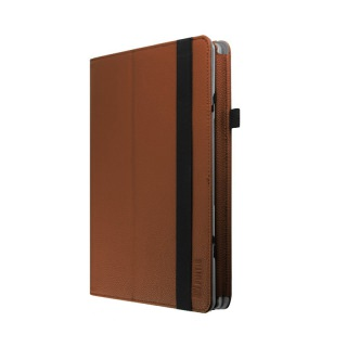 Fintie Folio Case Cover Stand for Acer Switch 10 Map Brown